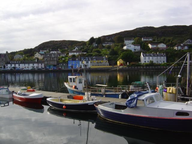 Tarbert Harbour ( Loch Fyne)