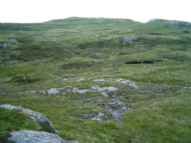 Carn Dearg from the south-east