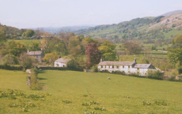 Gawthrop village, Dentdale