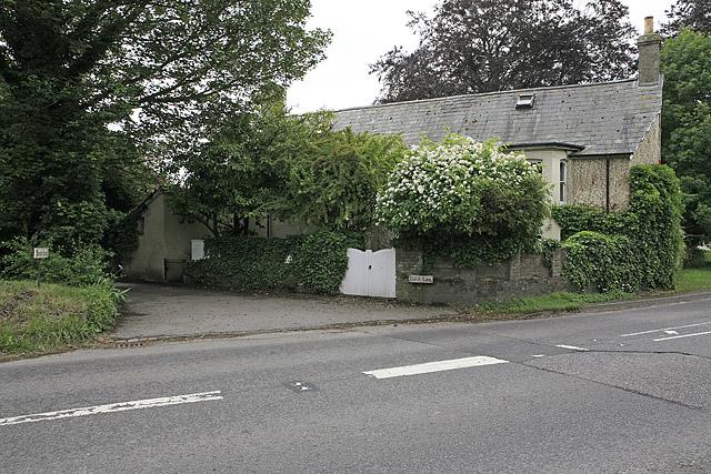 Marsh Lane, Coombe Bissett