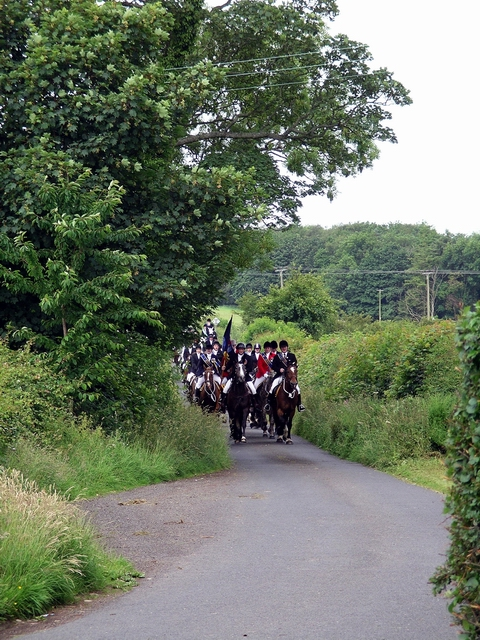 The Riding of the Marches, Annan