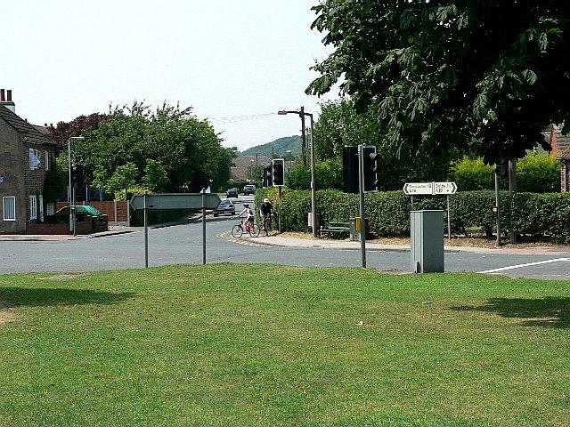 Cross Roads in Brayton