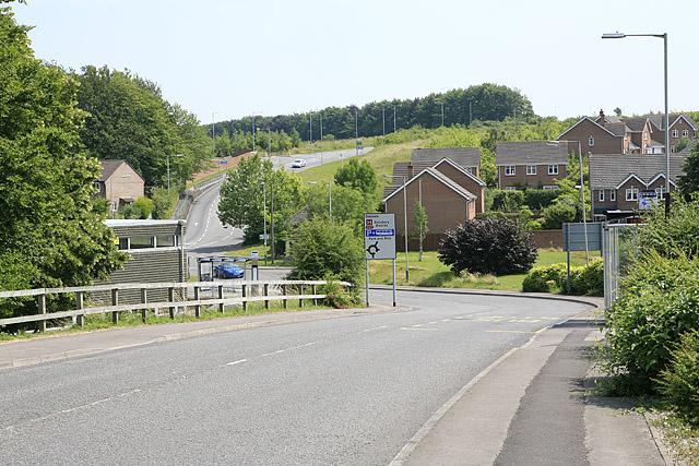 Odstock Road, Salisbury