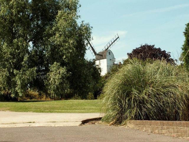 Windmill at Ramsey, Essex