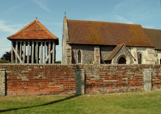 All Saints church, Wrabness, Essex