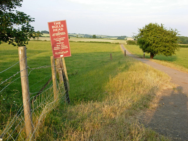 Track to Arthingworth