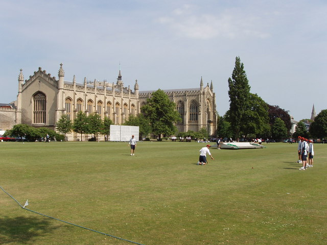 Cheltenham College chapel and dining hall
