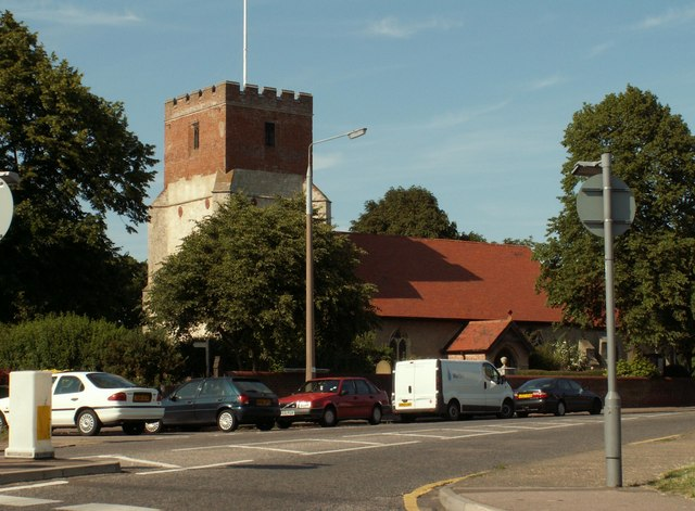 All Saints' church, Dovercourt, Essex