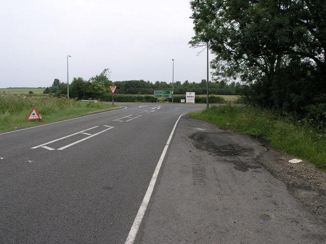 A46 Meets A631