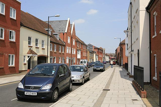 Gigant Street, Salisbury
