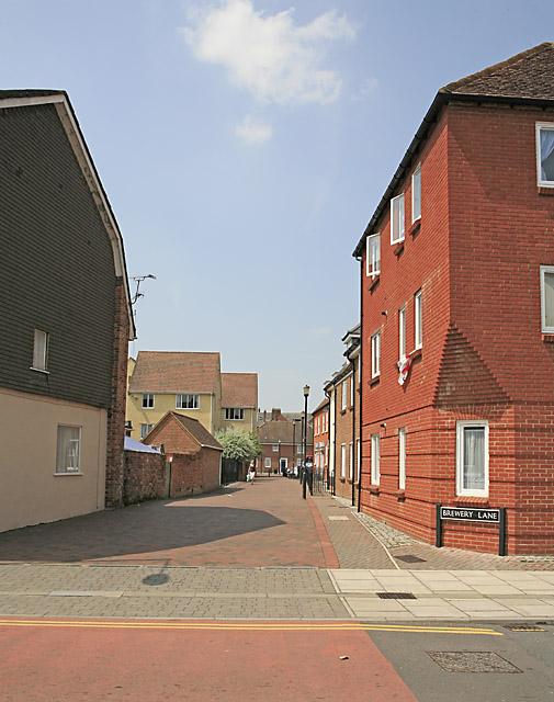 Brewery Lane, Salisbury