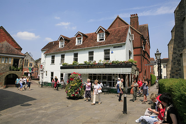 St Thomas's Square, Salisbury