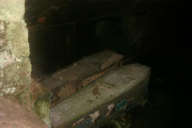 Polwarth Kirk Crypt