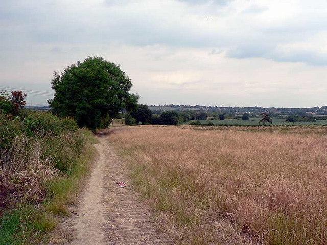 Footpath, Crigglestone