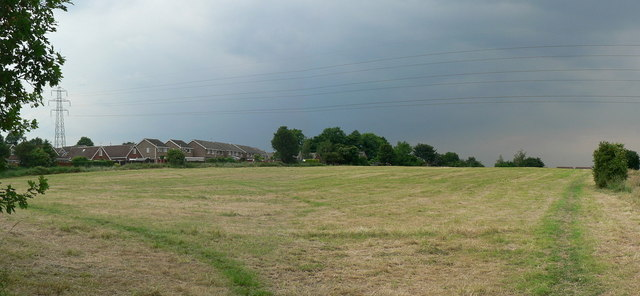 Field at Crigglestone