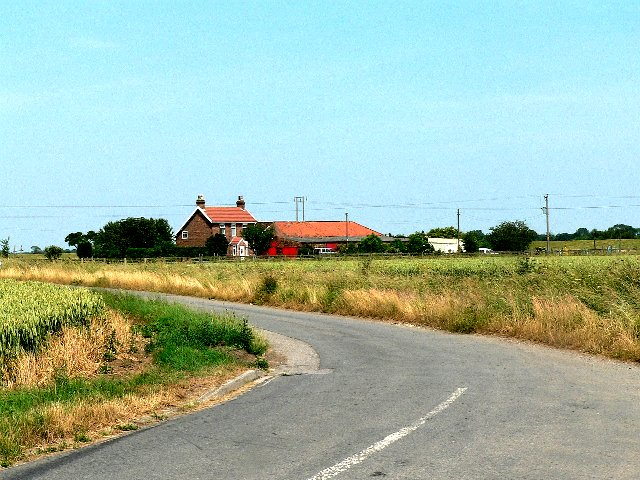 Looking Towards Grange Farm