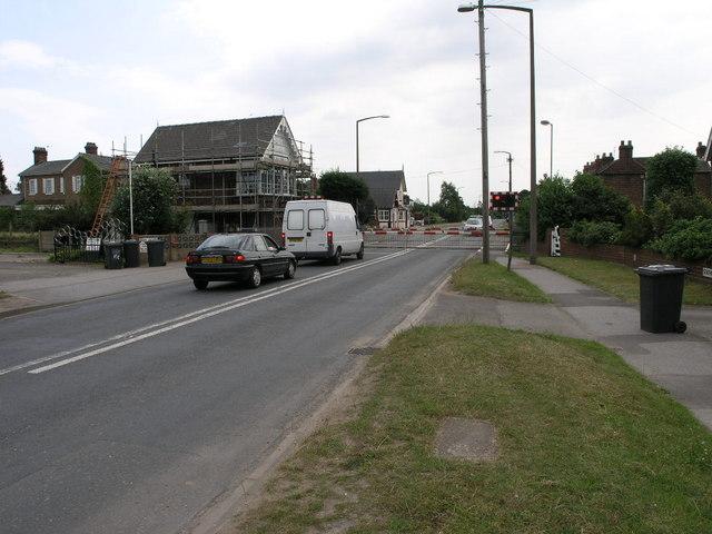 Finningley Crossing