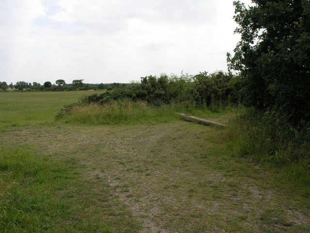 Path to Austerfield