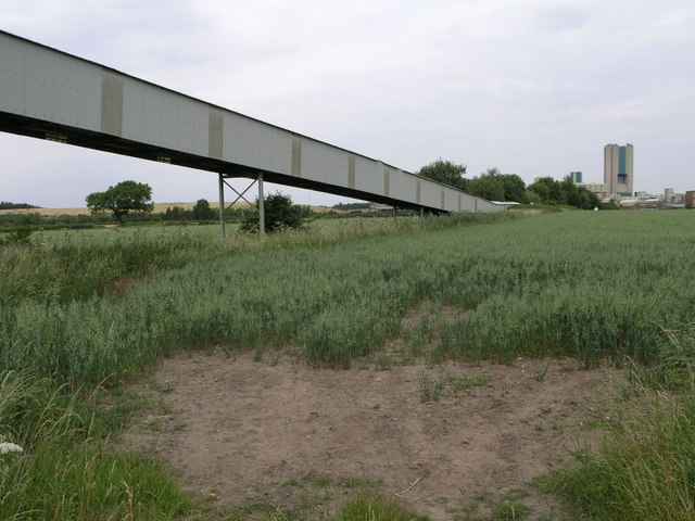 Colliery Conveyor