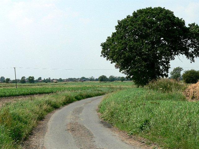 The Lane to Garman Carr