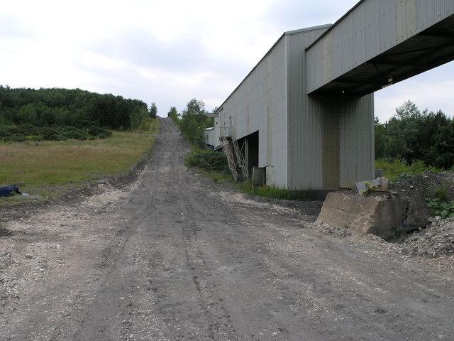 Colliery Conveyor 2