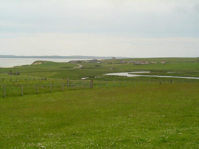 Crofts and Gress River