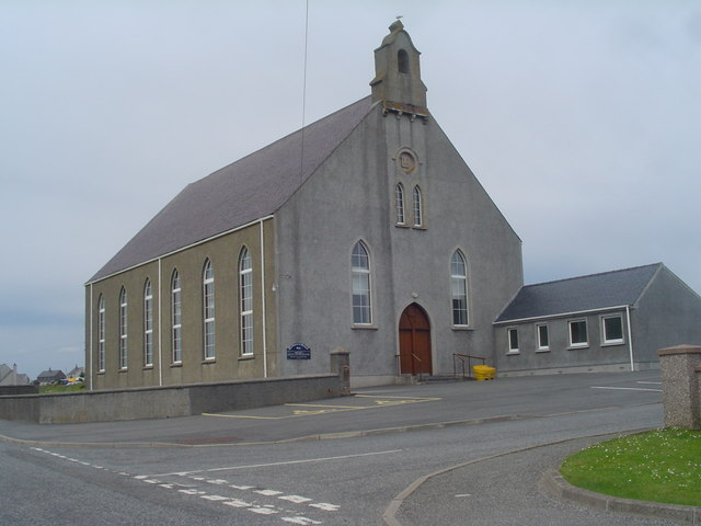 Back Free Church