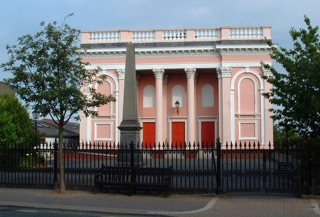 First Presbyterian Non-Subscribing Church, Holywood