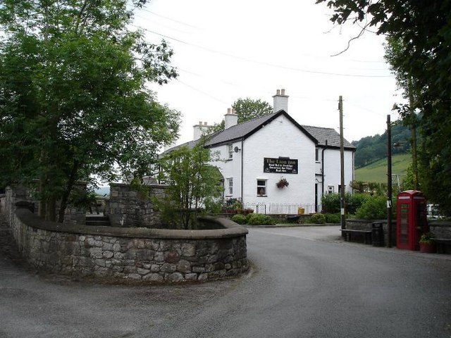 Gwytherin village