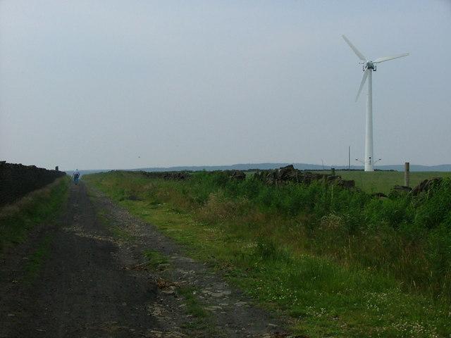 Longley Edge Road