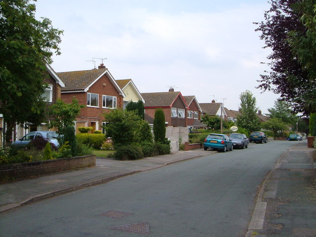Heath End Road, Alsager