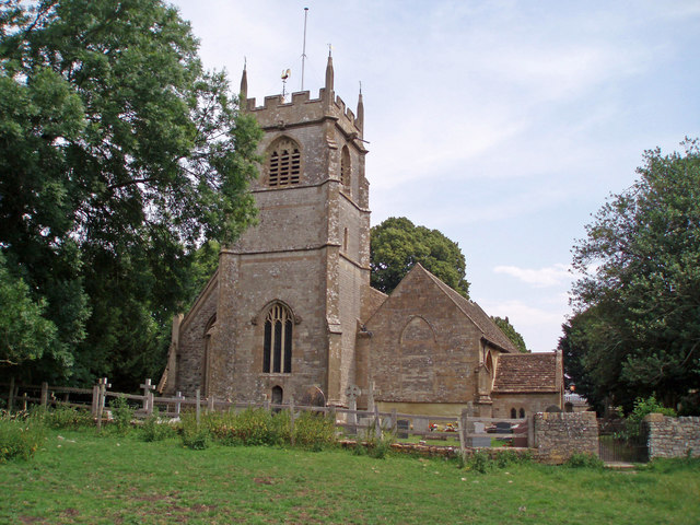 Holy Trinity Church at Newton St Loe