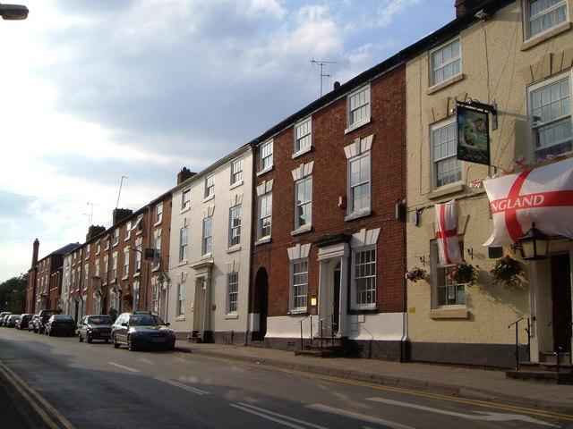 New Street, Stourport-on-Severn