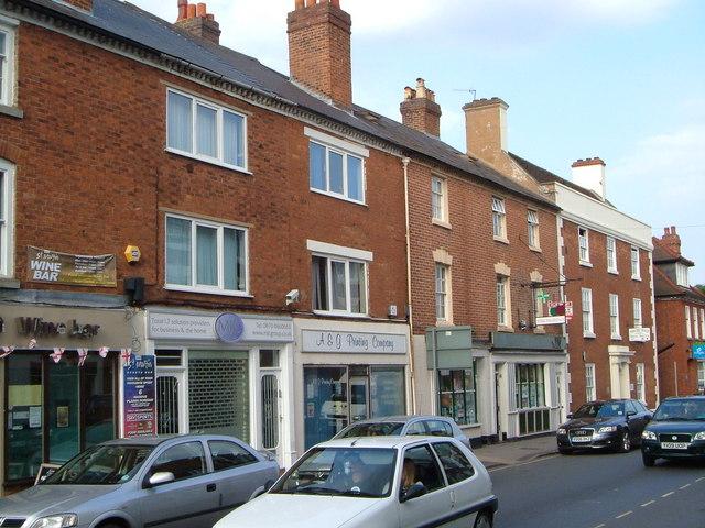 York Street, Stourport