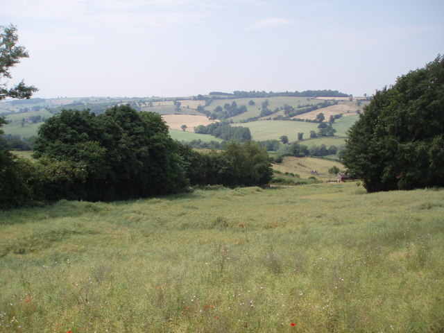 Valley from Twerton Hill