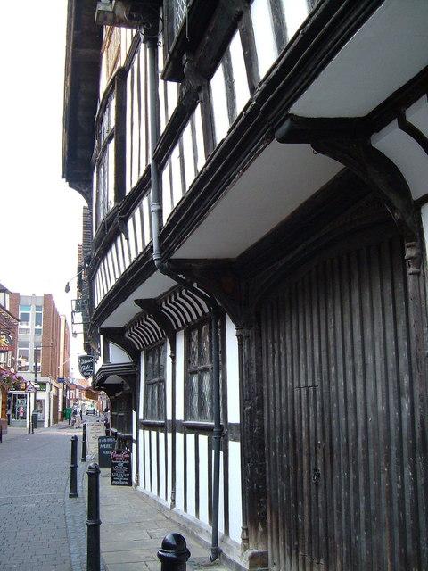 Greyfriars, Friar St, Worcester