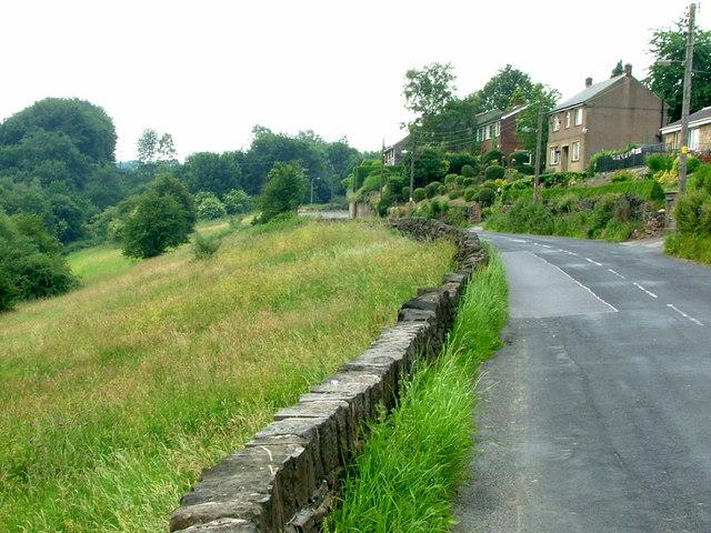 Greenhill Bank Road