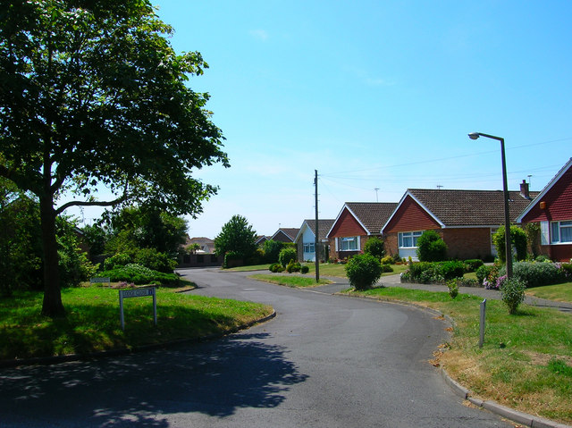 Lodge Close, Ancton