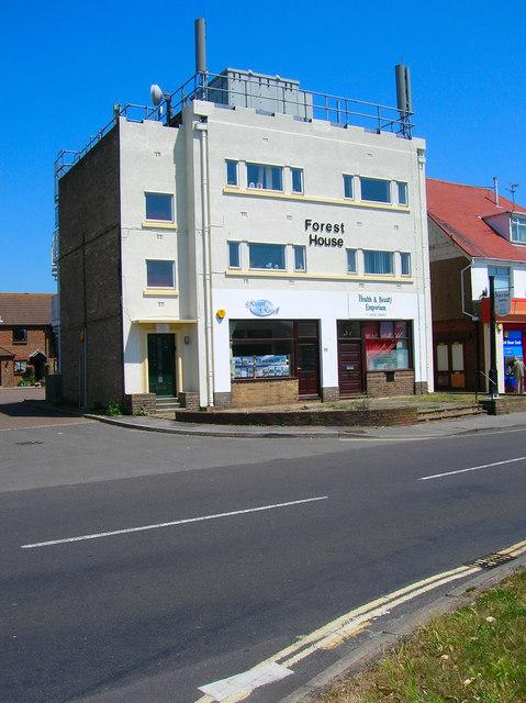 Forest House, Elmer Road, Middleton-On-Sea