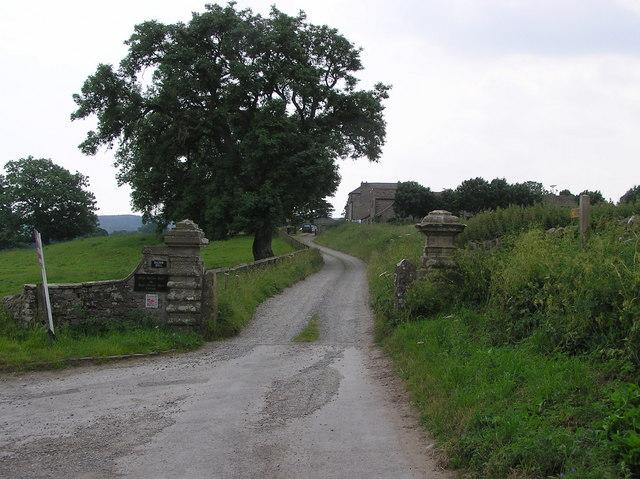 Entrance to Dalton Hall