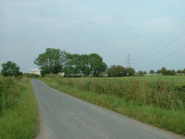 Dockinsall Lane