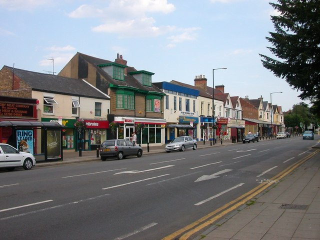 Rugby - Clifton Road