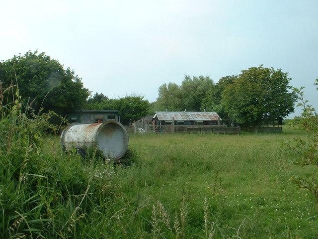 Ashleigh Farm buildings