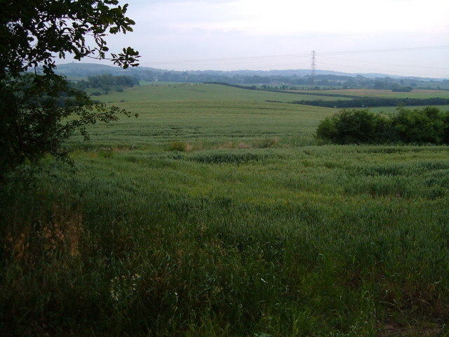 South from Merelake Road