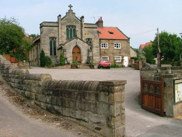 Briggswath and Sleights Methodist Church