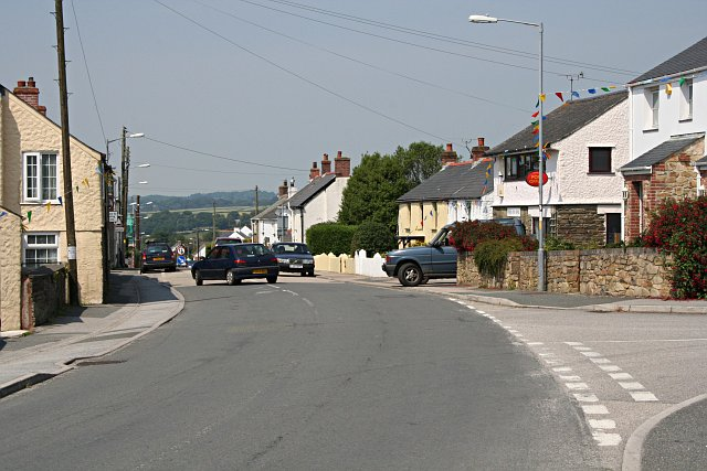 Fore Street, Probus