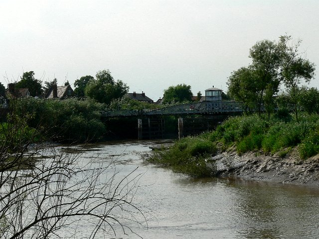 Cawood Bridge over the River Ouse