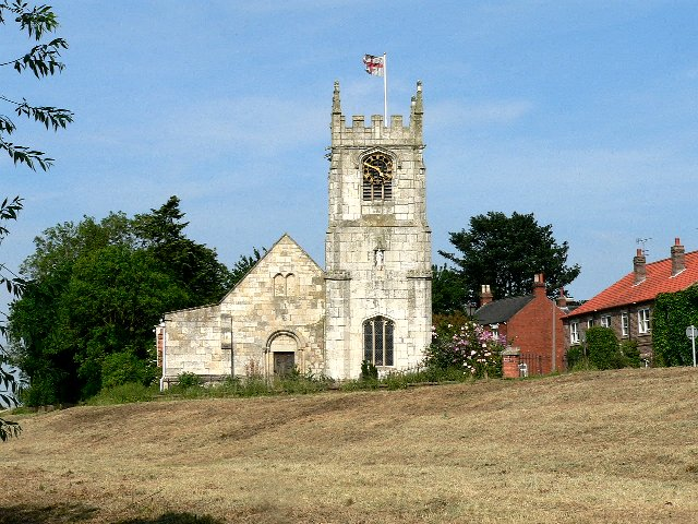 Cawood Parish Church