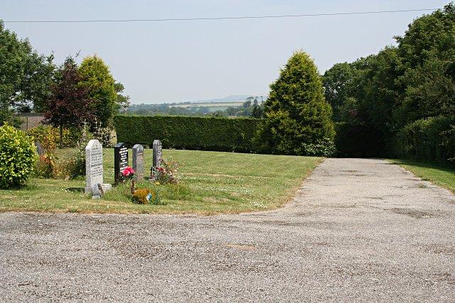 Probus Village Cemetery