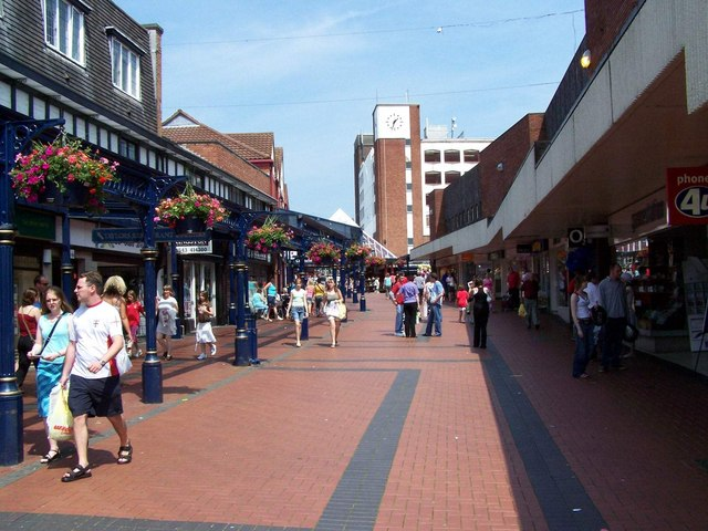 Market Hall Street, Cannock